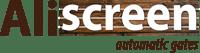 Aliscreen Logo - gates