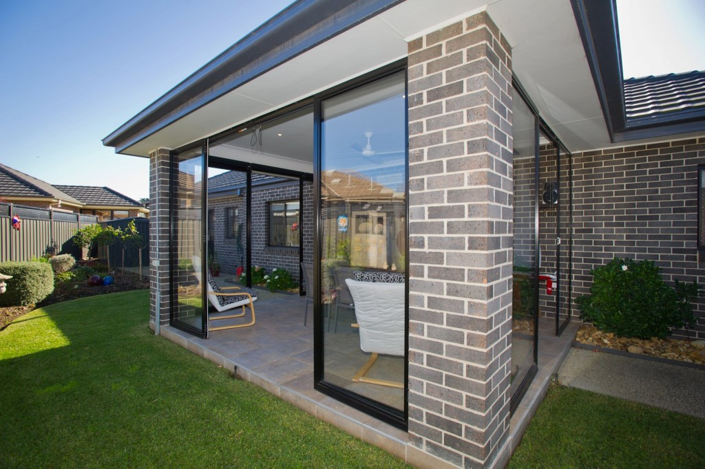 PVC screens and black screens Melbourne