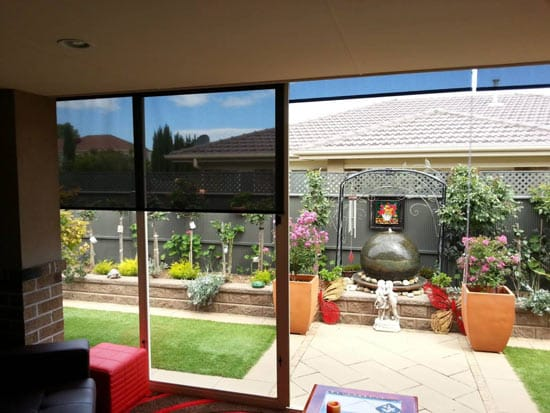 Internal Sun Filter Outdoor Blinds Melbourne